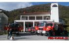 Razstavljena vozila in oprema. Foto: Danijel Markič