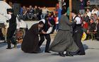 Folklorna skupina Blaž Jurko iz Razborja (foto: Nevenka Flajs)