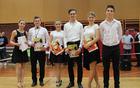 Letošnji državni plesni prvaki 2017
