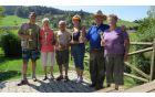 Zmagovalci 2. tekme ribiškega tekmovanja članov in članic DI SG