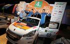 Denis Mrevlje in Rok Gomizelj, člana ekipe Mrevlje Racing - Nagrada za mlade (Foto: Uroš Modlic)