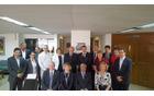 Slika: MKGP Čebelarska delegacija