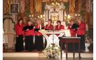 Ljudske pevke Taščice pod vodstvom Jelke Žlavs