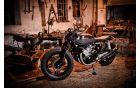 Avtor fotografije: Ciril Komotar, motor Honda CB 750 letnik 1984
