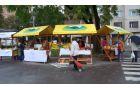 Uporabniki kolektivne blagovne in storitvene znamke Zakladi Črni Graben so se predstavili s svojimi pridelki in okusnimi izdelki.