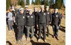 Vojaški gorniki in planinci PD Slovenj Gradec