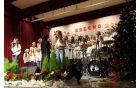 Mladinski pevski zbor OŠ AB Frankolovo z obetavnima solistkama