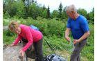 Prvopristopniki so doživeli planinski krst