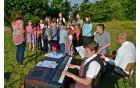 Otroški cerkveni pevski zbor iz Podlipe