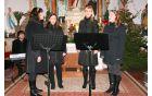 Vokalna skipina Ambile med koncertom