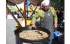 Novost na letošnjem Vidovem sejmu - pražen krompir za obiskovalce