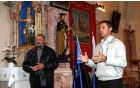 Zbranim sta govorila župana Občine Vransko Franc Sušnik in Občine Polzela Jože Kužnik.