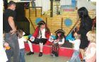 Kapitan Luka bo v soboto pripovedoval najmlajšim