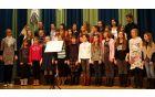 Mladinski pevski zbor osnovne šole s Tino Vahčič
