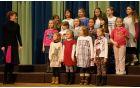 Šolski otroški pevski zbor zborovodkinje Barbare Skopec Černigoj