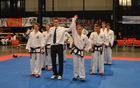Zmaga mladincev v ekipnih borbah