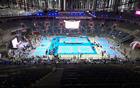 Veličasten pogled v areno dvorane