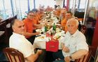 Naše prvo kosilo v Bosni