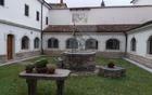 Sledil je ogled Vipavskega Križa in samostana