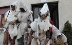 Lani so se Kobariški sournki vrnili na kobariški plac!