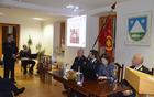 127. redni občni zbor PGD Kobarid. Foto: PGD Kobarid