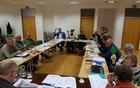Občinski svetniki sprejeli dvoletni Proračun Občine Kobarid. Foto: Nataša Hvala Ivančič