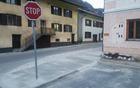Urejen dostop do Doma Andreja Manfrede v Kobaridu. Foto: Nataša Hvala Ivančič