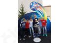 Kobariški nogometaši, ki so v sezoni 2016/17 osvojili 3. mesto v kategoriji U-13. Foto: Nataša Hvala Ivančič