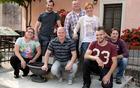Ekipa Štirne iz Opatjega sela. Foto: Jasmina Putnik