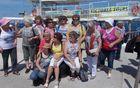 članice društva žena Miren-Orehovlje, ki veselo pozirajo