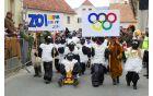 Olimpijska ekipa bacek Jon (3. in 4. razred POŠ Nova Cerkev).