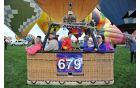 Največji balonarski festival na svetu v mestu Albuquerque – zvezna država New Mexico
