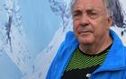 Franc Ekar, nekdanji predsednik Planinske zveze Slovenije