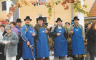 Brez vinogradnikov pa res ne more biti Razhodnje na Čatežu