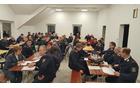 Občni zbor v novi dvorani gasilskega doma