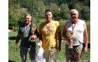 Pokalni zmagovalci: Zlatko Cmrk, Drago Vozelj in Marjan Škrinjar