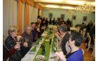 Občni zbor je tudi družabni večer.