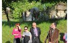 Milan Brecl (3. z leve) ima veliko zaslug za vse izvedene Bezenškove projekte.