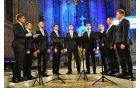 Z leve proti desni: David Preložnik, Simon Preložnik, Amadej Šopar, Tilen Podergajs, Peter Fazarinc, Črt Ferant, Tadej Gregorc, Andrej Kravos, Peter Osetič (foto: Veni Fearnt)