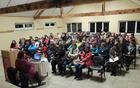 Predavanja se je udeležilo več kot 80 udeležencev