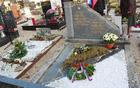 Frankolovo, 28. oktober 2016, spominsko obeležje na pokopališču