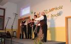 Etno glasbena skupina Vrajeva peč iz KD Socka