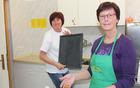 Kuhinja in pečica sta bili v rokah odraslih.