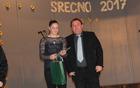Nagrajenka Saša Brezovnik
