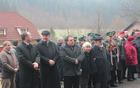Udeleženci komemoracije
