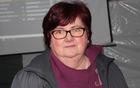 Gospa Ivanka Plešnik, predsednica društva Dobra volja