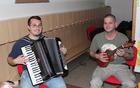 Glasbena pomoč vzgojiteljev