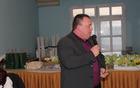 Branko Petre med nagovorom