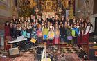 Božična skrivnost z mešanim cerkvenim zborom (26. 12. 2015)