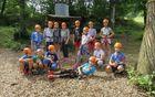 Otroci so preživeli čudovito dopoldne v dobri družbi!